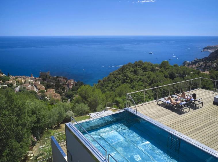 Villa de luxe contemporaine Entièrement rénové   Cap Martin à 15min de Monaco