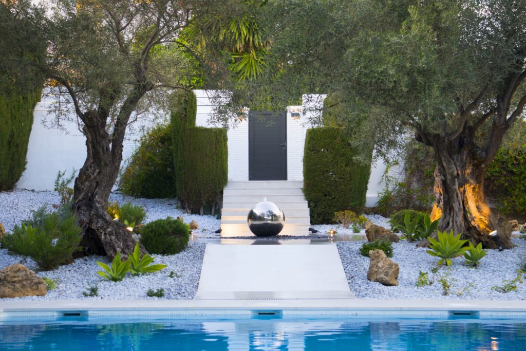 Magnifique villa moderne avec quatre 4 chambres Marbella, Espagne