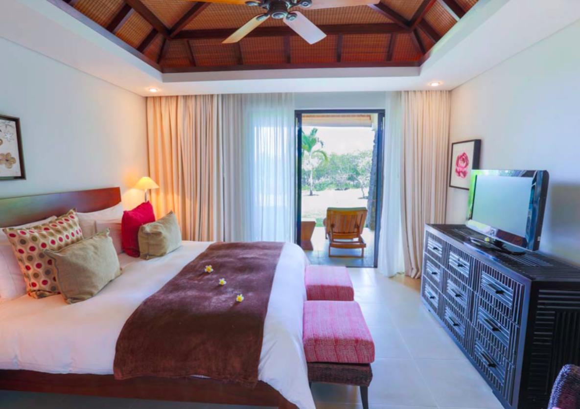 Appartement de luxe à vendre Anahita Golf Resort Île Maurice Beau Champ