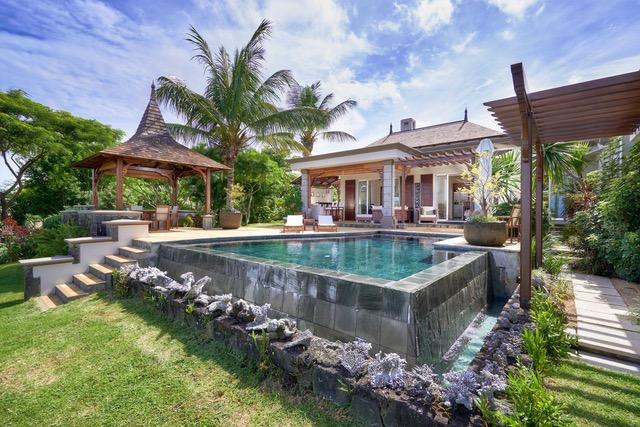 Villa accessible aux étrangers – Bel Ombre – Île Maurice