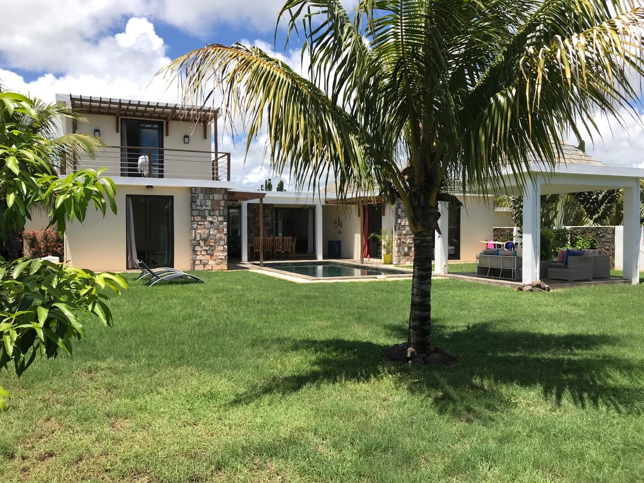 Villa familiale située entre Grand Baie et Cap Malheureux - Île Maurice