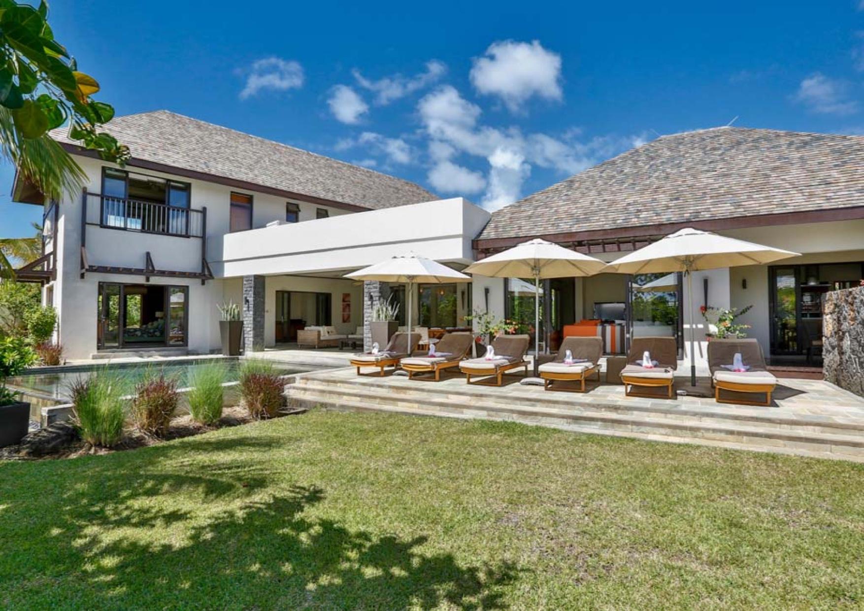 Villa au cœur des quartiers les plus prisés du domaine Anahita Mauritius|||||||||
