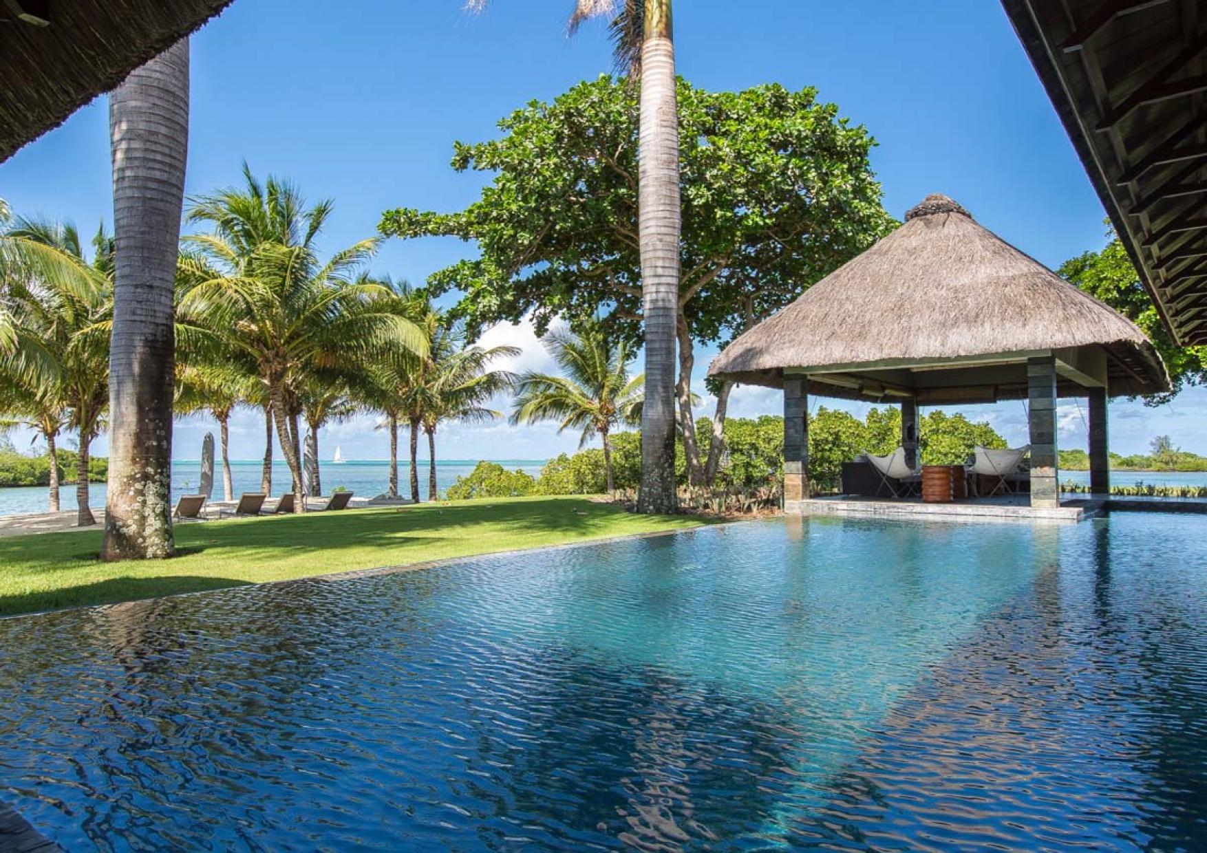 www.immobilier-swiss.ch|||Four Seasons Luxury Villa Complexe Anahita Mauritius|||||||||||||||||||||||||||||magnifique domaine résidentiel d'Anahita