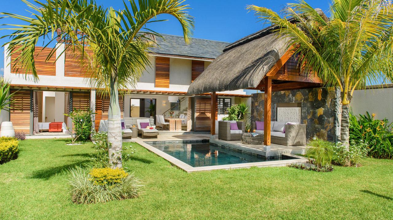 Villa accessible aux étrangers Villa RES 2 chambres à vendre|||Clos du Littoral Île Maurice|Villa accessible aux étrangers Villa RES 2 chambres à vendre||