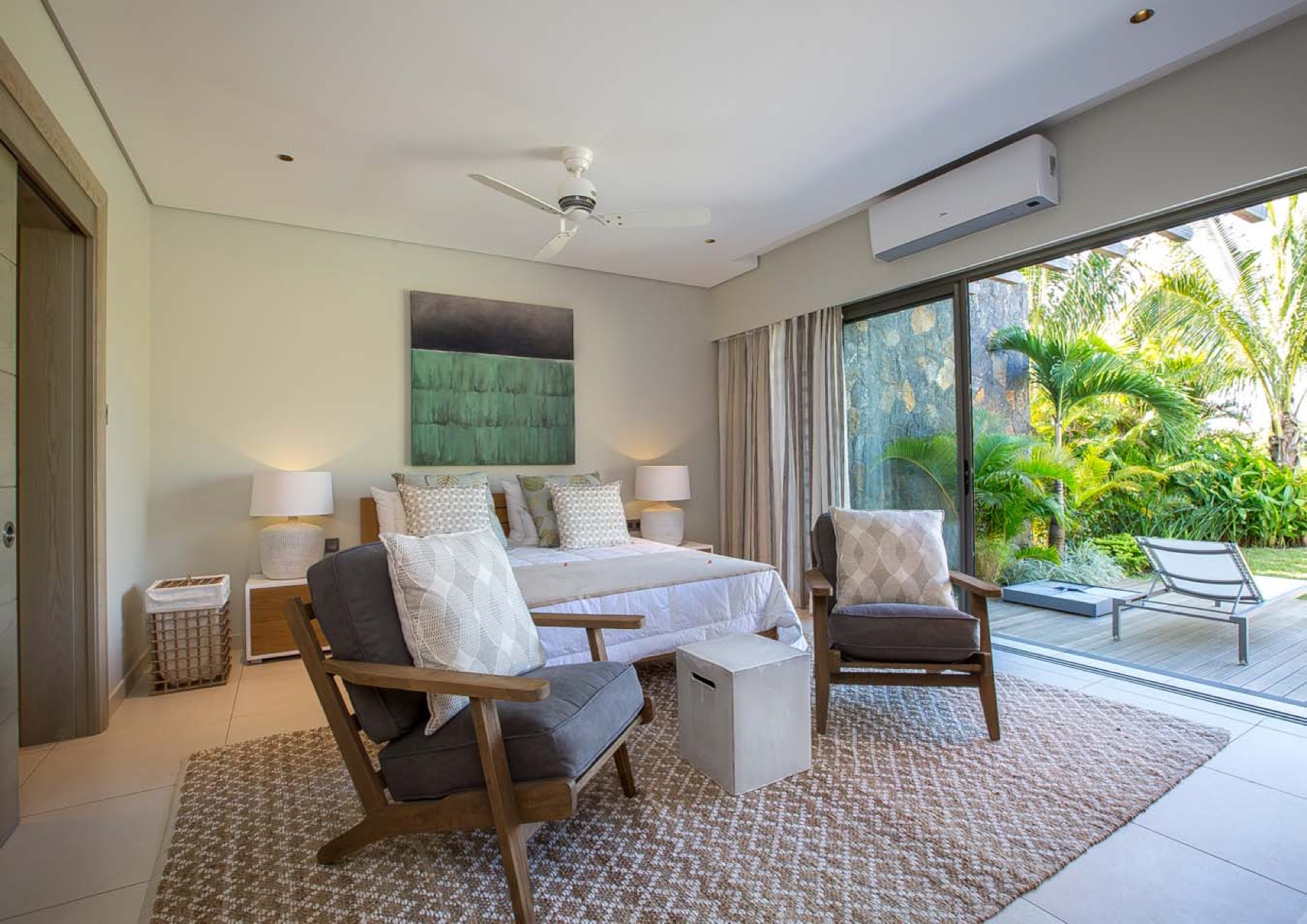 Villa jumelée IRS 3 chambres à vendre Beau Champ - Île Maurice