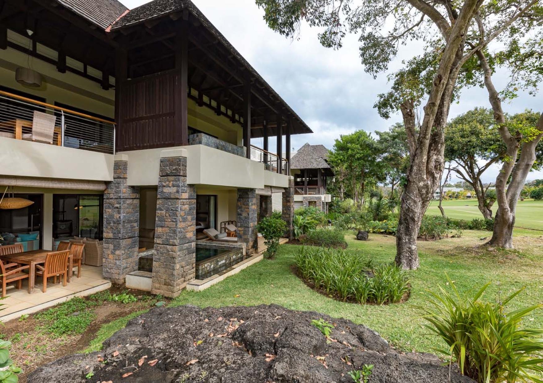 Anahita Mauritius prestigieux domaine résidentiel situé sur la côte est