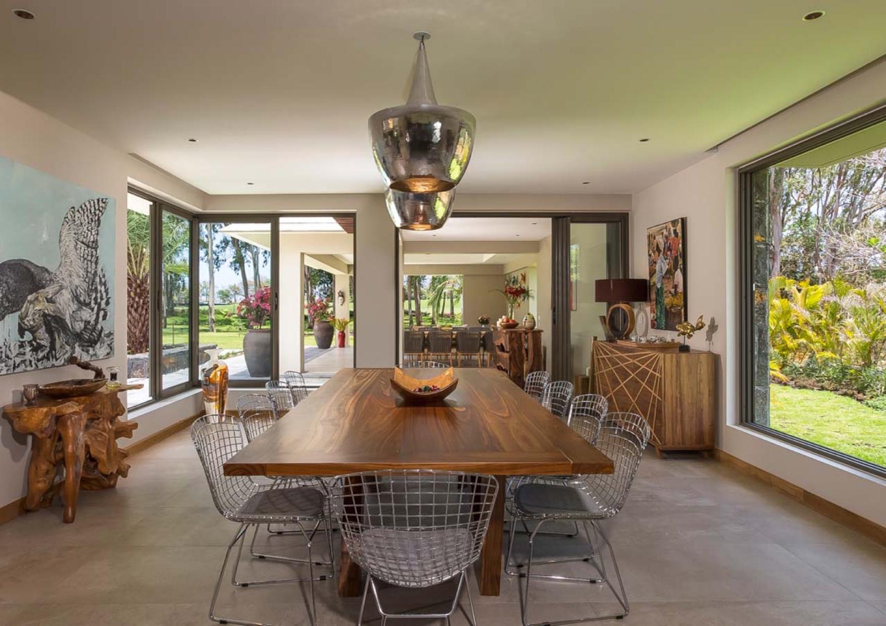 Villa de 657 m2 sur un terrain de 2364 m2 | Île Maurice