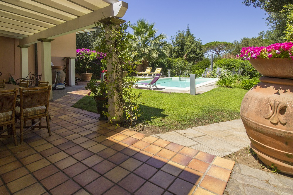 Villa de 3 chambres en bord de mer avec piscine - Toscane - Italie