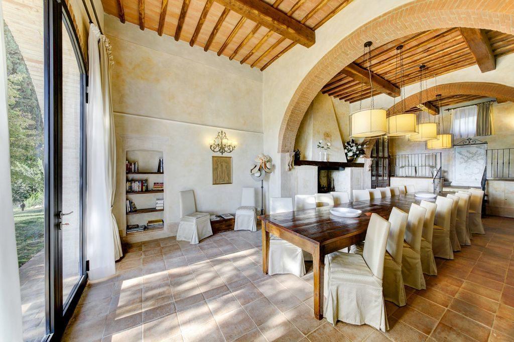 Villa de luxe de 19 pièces Toscane