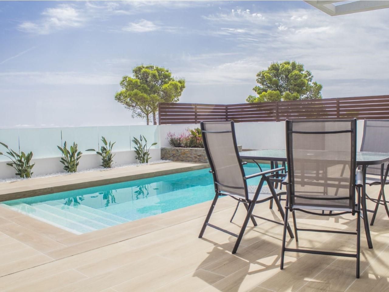 Nouvelle construction – villas avec 3 chambres | Costa Blanca