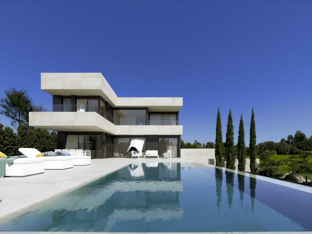 Belle villa située près de Benidorm