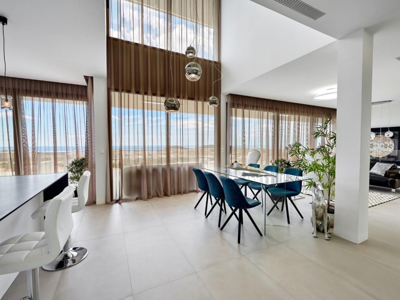 Élégante villa vue sur la mer Finestrat Benidorm - Espagne