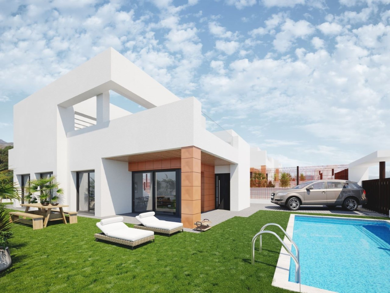 villa indépendante Espagne|villa indépendante|