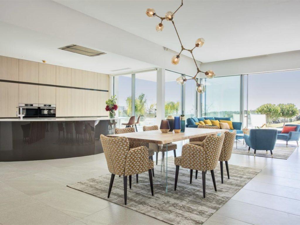 Maison de luxe design exclusif 200m2 de surface habitable