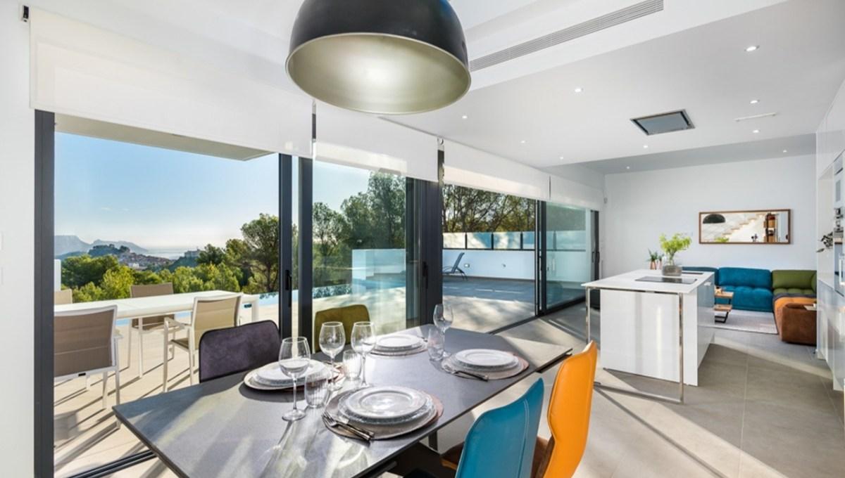 Villa spectaculaire située à Polop de la Marina, Alicante - Espagne