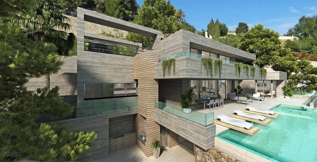 Villa de luxe de 4 chambres en vente Cumbre del Sol