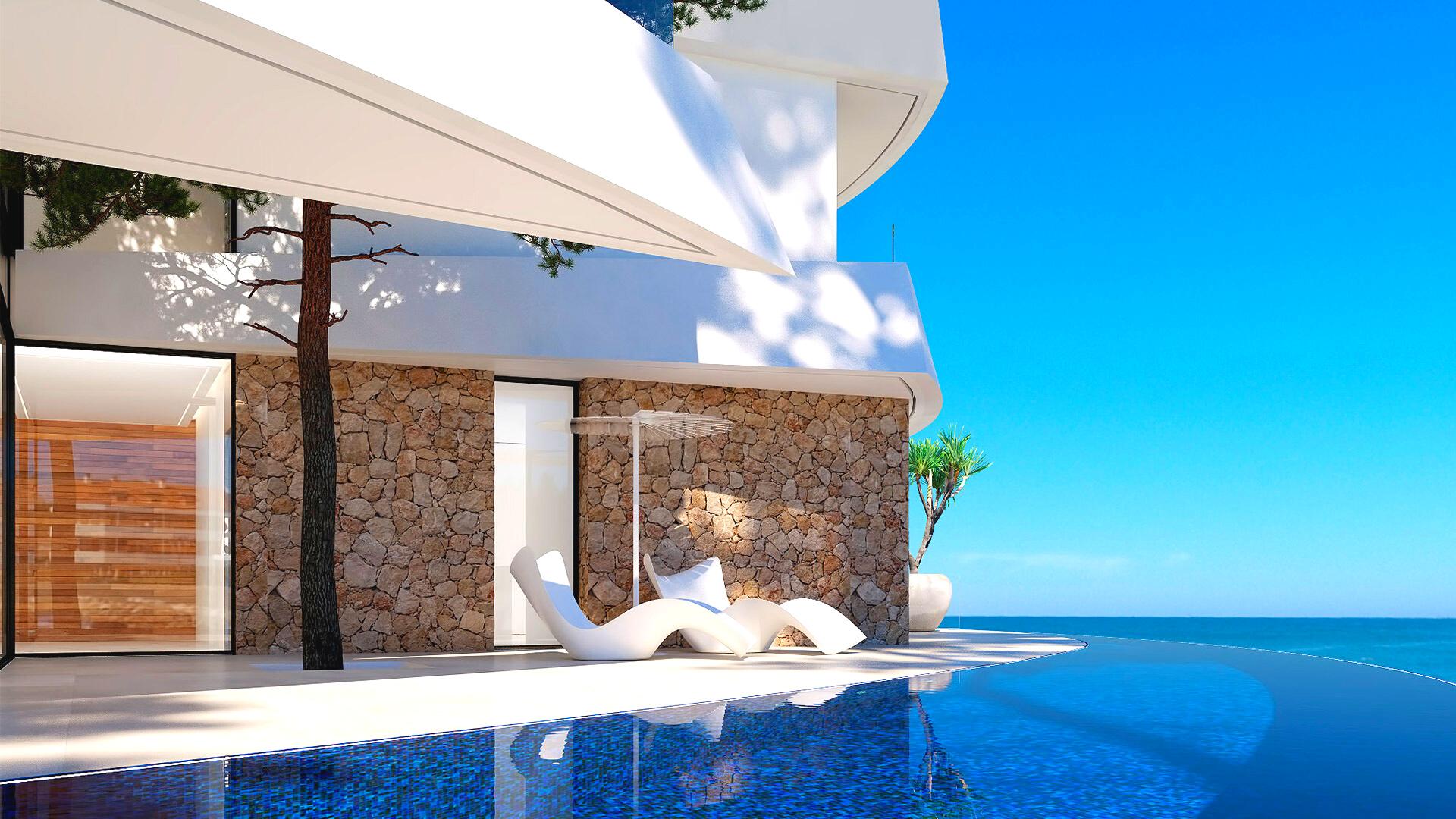 Villa moderne à vendre à Alicante, Espagne