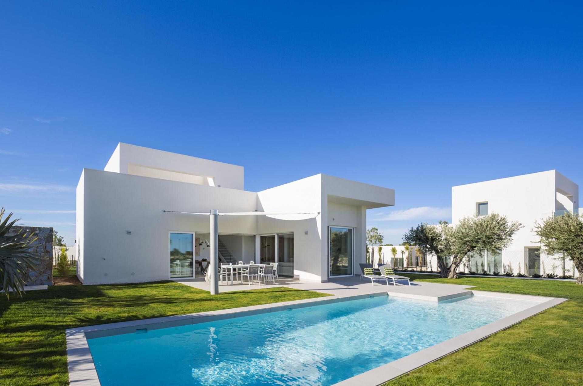 Décoration intérieure à la fois moderne et chaleureuse Orihuela Costa