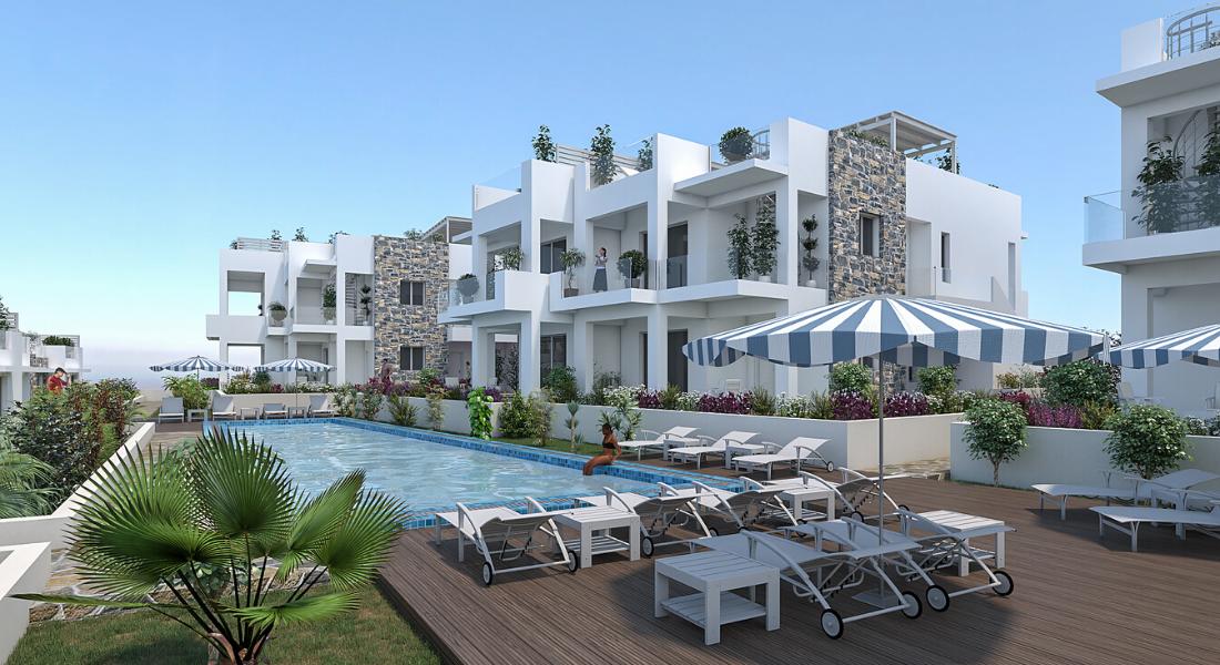               Villa jumelée en front de mer
