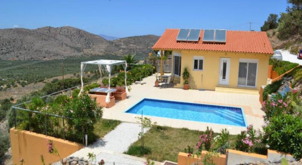 Maison située dans le charmant quartier de la plage de Tholos Grèce||||||||||||||||||
