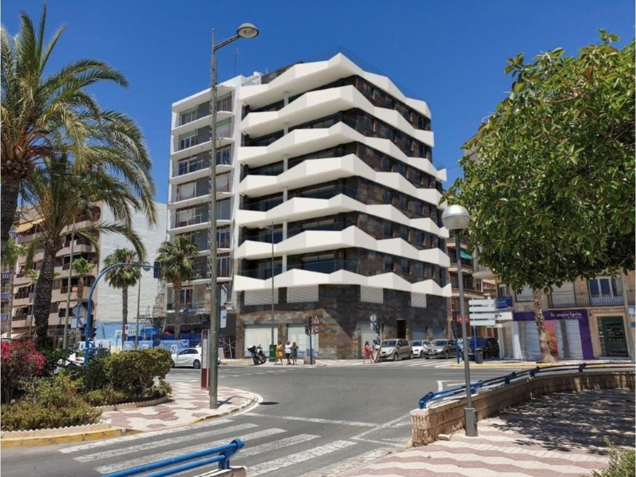 Appartements en première ligne du port de Santa Pola