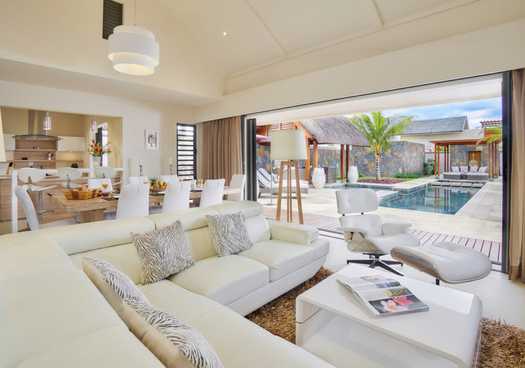Clos Du Littoral   Villa RES 350m²   Grand Baie