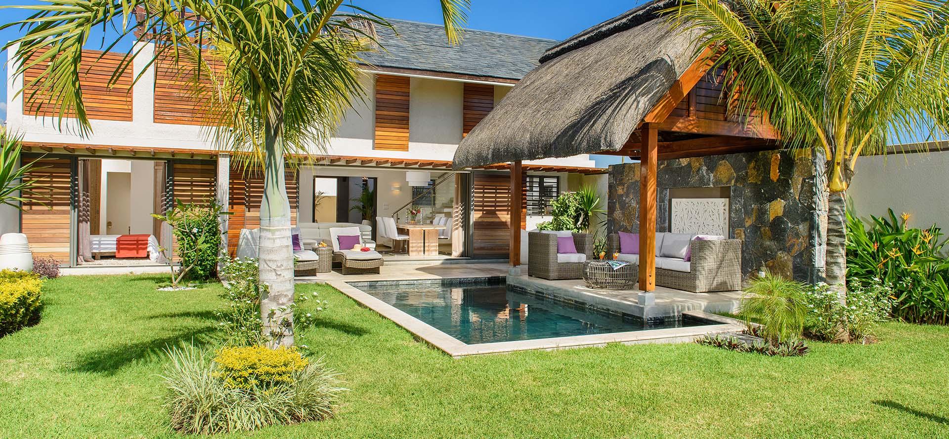 Clos du Littoral - Villa de luxe à Grand Baie - île Maurice