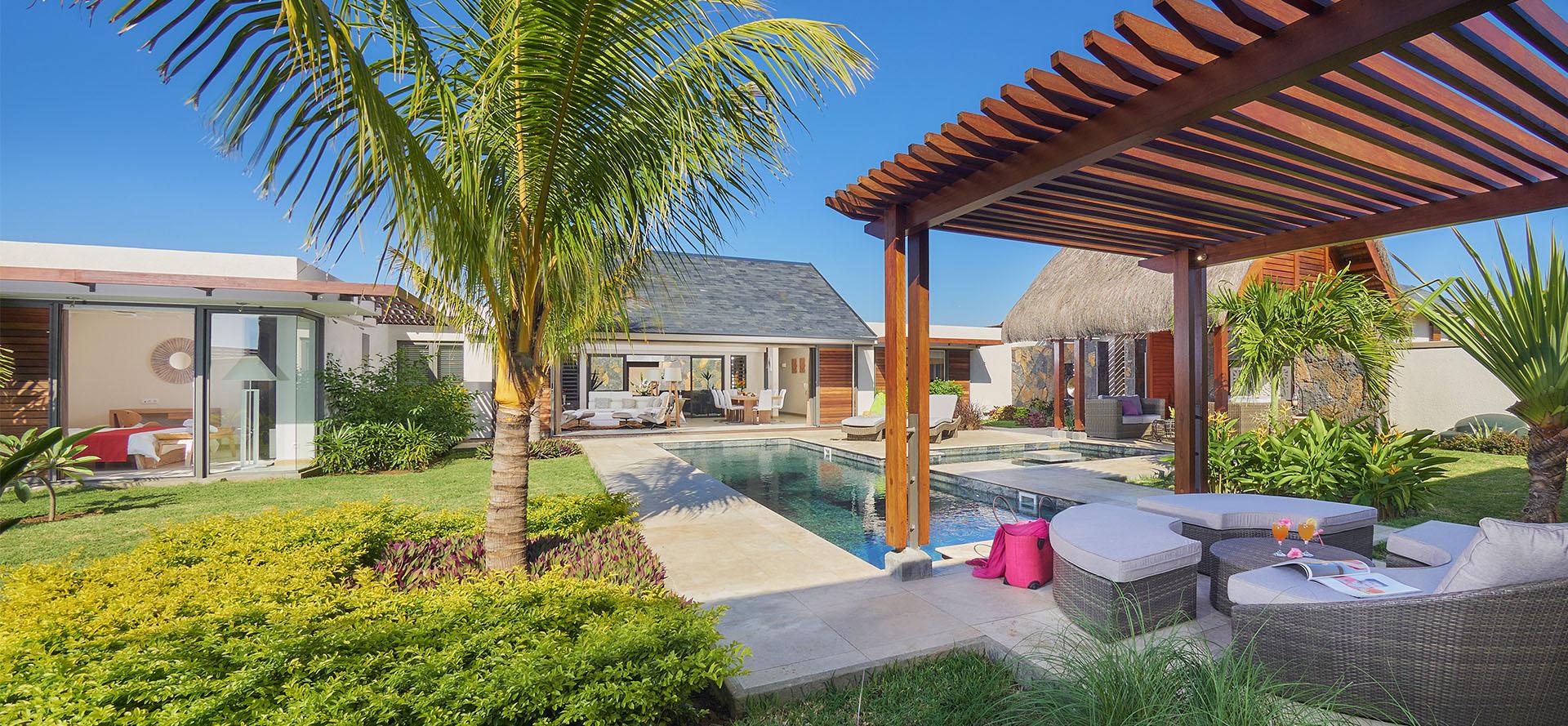 Clos du Littoral Ile Maurice Villa RES 4 chambres à vendre Clos Du Littoral