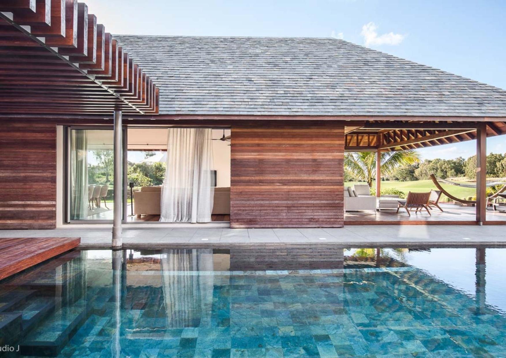Architecture et design d'intérieur uniques | île Maurice