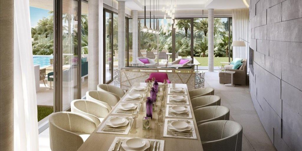 Maison de luxe de 4 chambres en vente à Anahita, Beau Champ, île Maurice