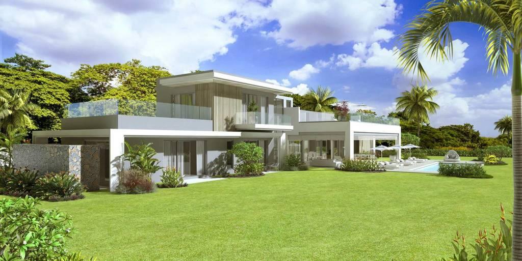 Villa de luxe de 4 chambres en vente Beau Champ