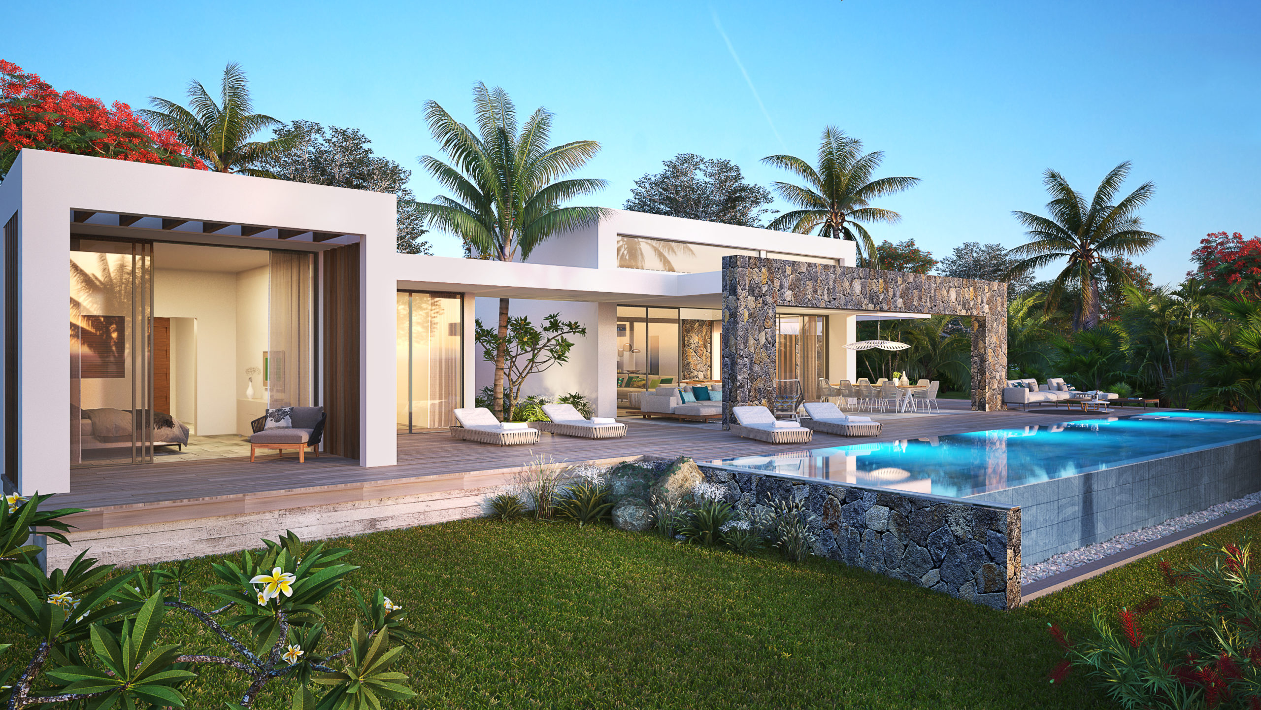 Anahita Mauritius – Villas Horizon – 4 Concepts entièrement personnalisables