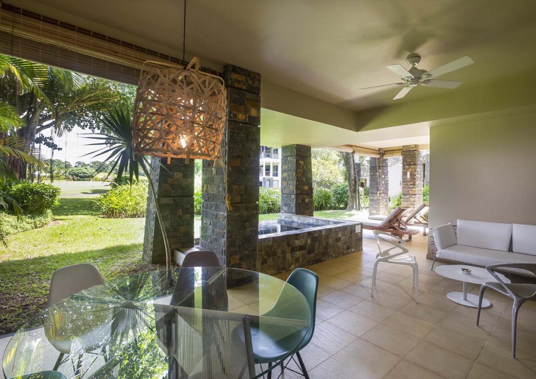 Appartement de 3 chambres - 211 m² Beau Champ, Est | île Maurice