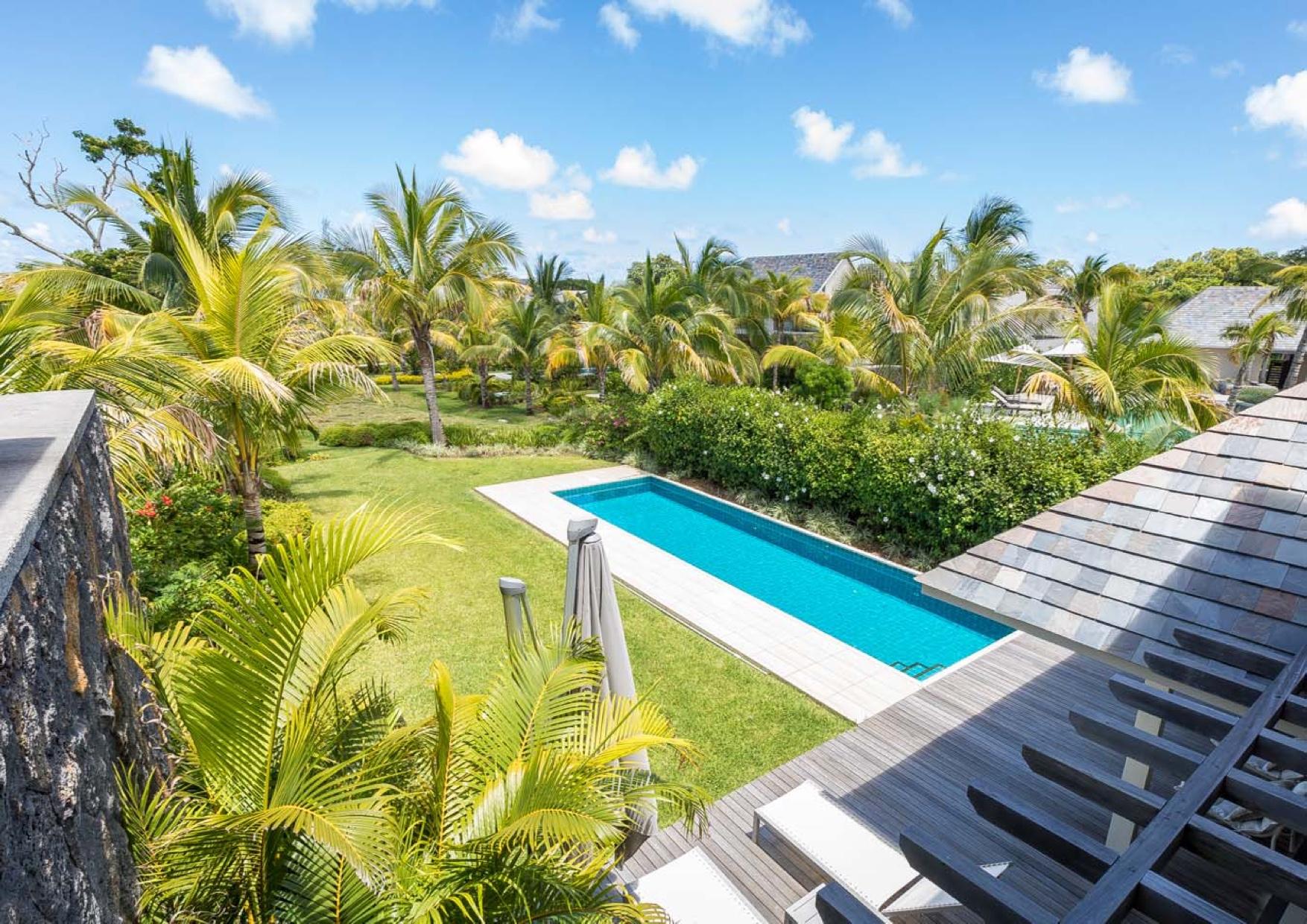 Villa mitoyenne du quartier Amalthea île Maurice