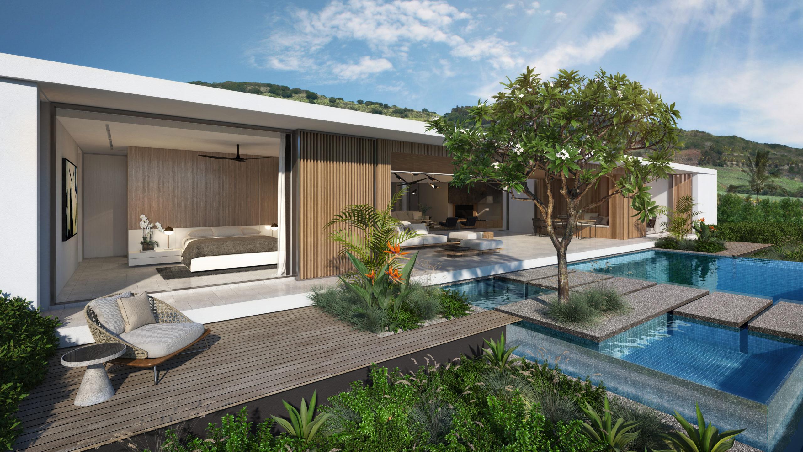 Grande Villa 4 chambres avec terrasses couvertes