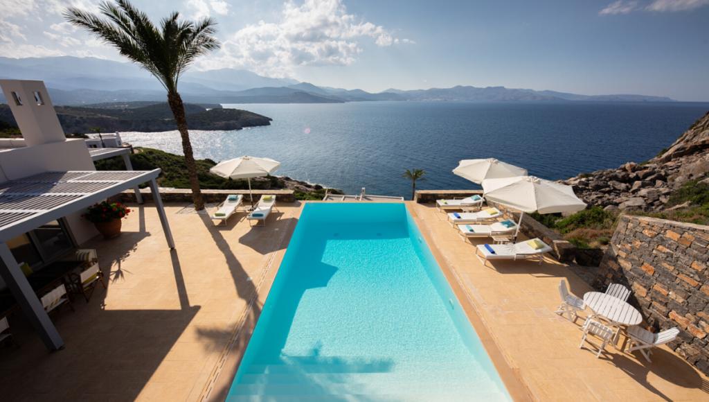Villa de 3 chambres dans le quartier d'Istron, Kalo Chorio, Agios Nikolaos Grèce