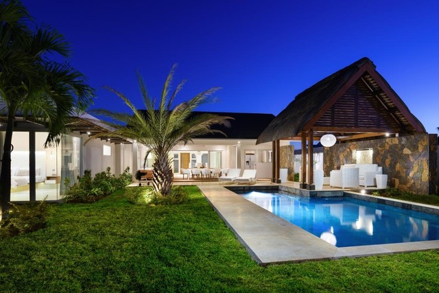 Villa avec piscine Grand Baie Île Maurice