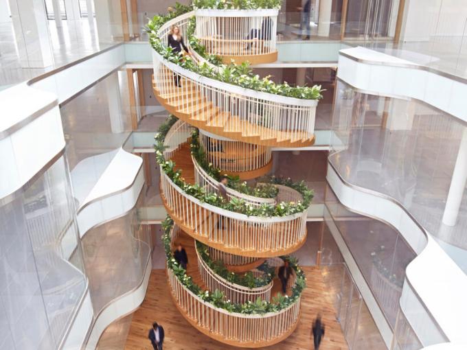 Guide de l'architecte: escaliers et garde-corps