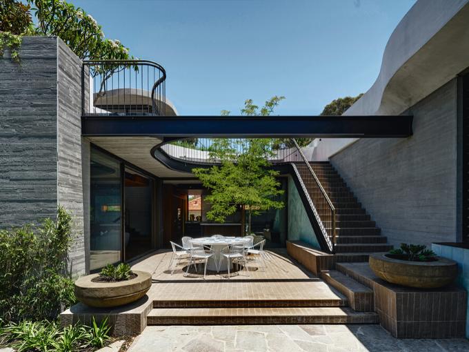 Maison individuelle «Roscommon House» en Australie- Occidentale
