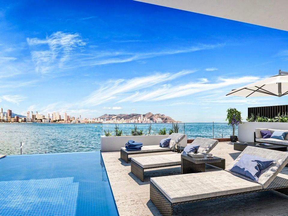 Benidorm apartment for sale-3|Nouveaux appartements de luxe en bord de mer