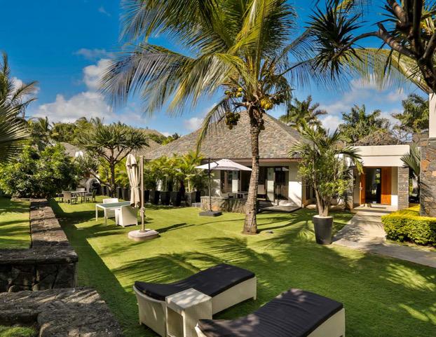 Cette propriété a un accès illimité aux services hôteliers et sportifs d'Anahita