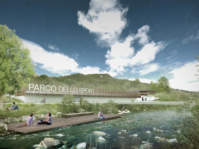 LAND obtient le feu vert pour Parco dello Sport Al Maglio, nouveau pôle sportif et événementiel en Suisse