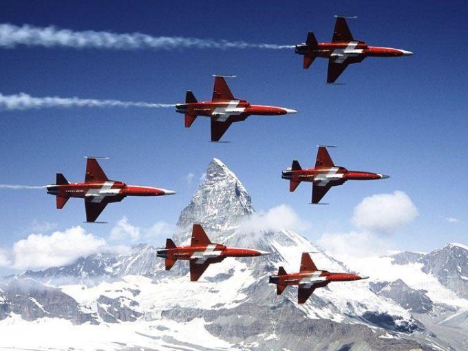 Le 1er août est la fête nationale suisse