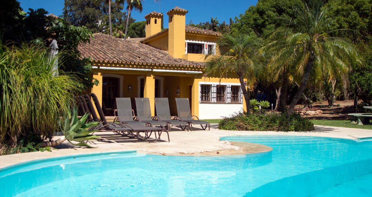 villa à El Paraíso Medio très proche du terrain de golf Paraíso