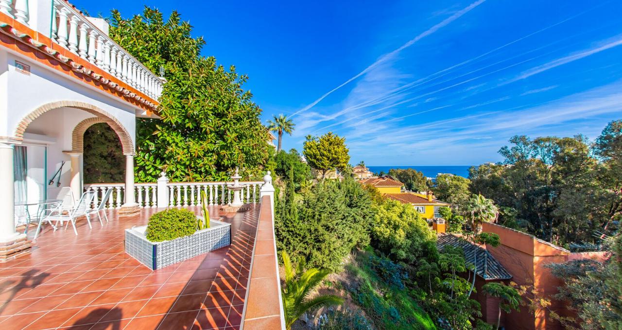 Villa avec vue sur la mer à Torrenueva