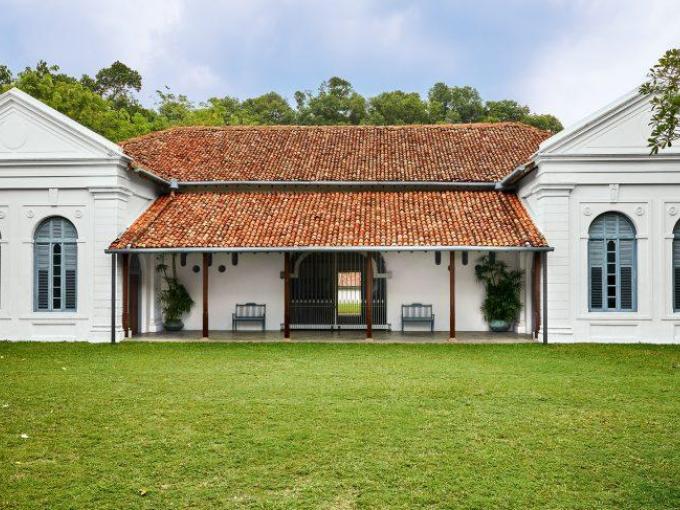 Sri Lanka: la maison emblématique Horagolla conçue par Geoffrey Bawa