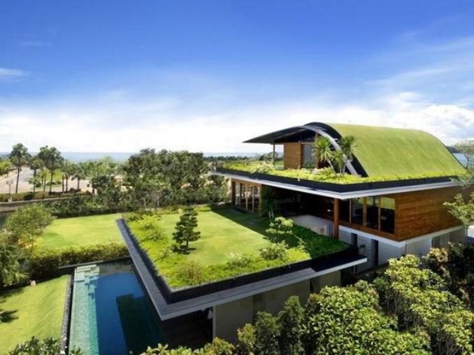 Top 10: Incroyables toits verts dans le monde
