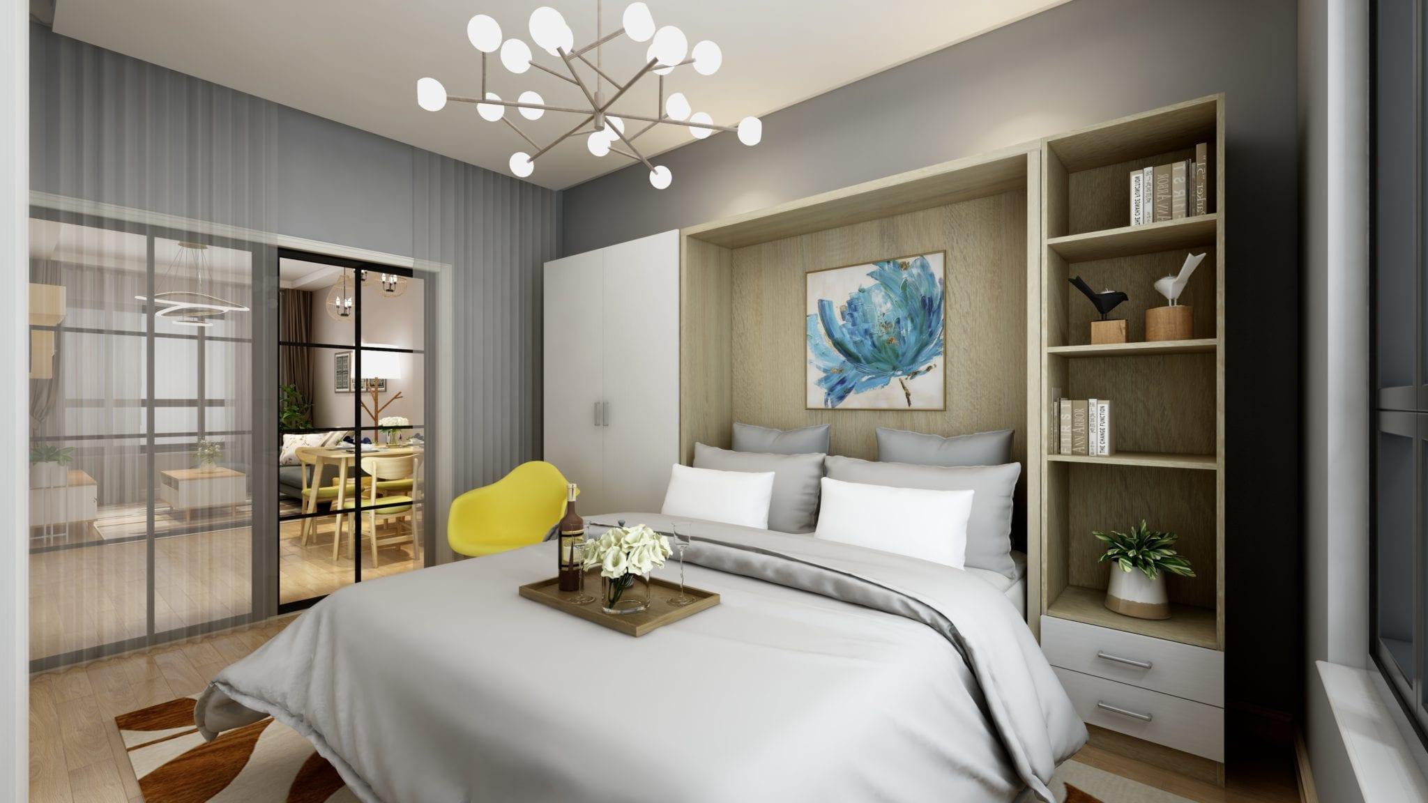 appartement de 75 m2 vendu en VEFA fait partie du projet l'OFIS