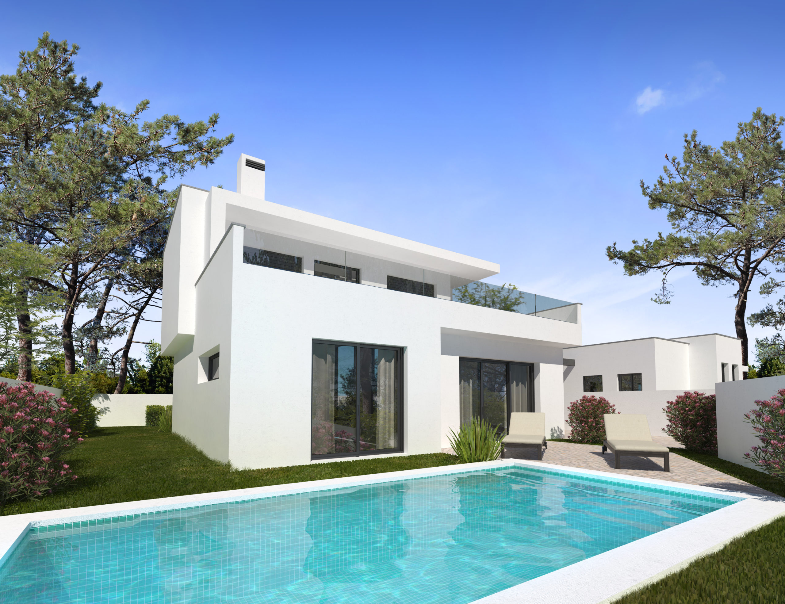 Portugal propriété clé en main