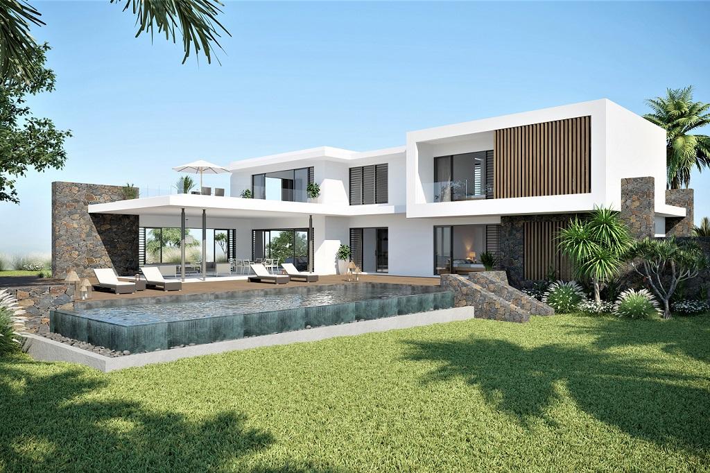 Anahita Ile Maurice est un programme immobilier avec des appartements et des villas et de luxe à vendre